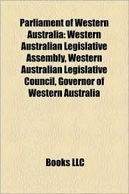 Parliament Of Western Australia