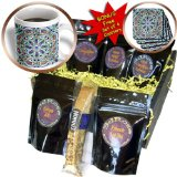 cgb_73581_1 Danita Delimont - Moorish Architecture - Morocco, Hassan II Mosque mosaic, Islamic tile detail-AF29 KWI0019 - Kymri Wilt - Coffee Gift Baskets - Coffee Gift Basket