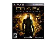 Deus Ex: Human Revolution Playstation3 Game