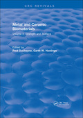 Metal And Ceramic Biomaterials