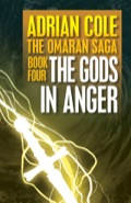 The Gods In Anger (omaran Saga 4)