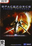 Spaceforce Rogue Universe (Windows DVD) Discover Space! - Paper Manual Included