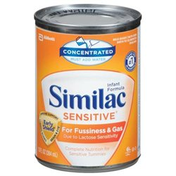 Similac Infant Formula with Iron, Concentrated Liquid, 13 oz