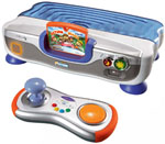 """VTech V.Smile Motion Active Learning System Brand New Includes One Year Warranty, The VTech 80-078841 V.Smile Motion Active Learning System turns game time into brain time by combining wireless play, web connectivity, motion-activated play and educational video gaming for kids ages 3-7 Accompanied by Action Mania Learning Game introducing directions, shapes, vocabulary, numbers, logic, spelling and more"