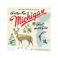 Sufjan Stevens - Greetings From Michigan
