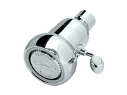 Gatco 1250 2-Spray 2.5 in. Showerhead in Chrome