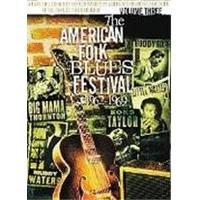 The American Folk Blues Festivals - Vol. 3 (Various Artists) (Amaray Case)