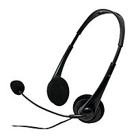 The Gear Head AU2700S Stereo Headset has a adjustable headset design to fit to anyone comfortably