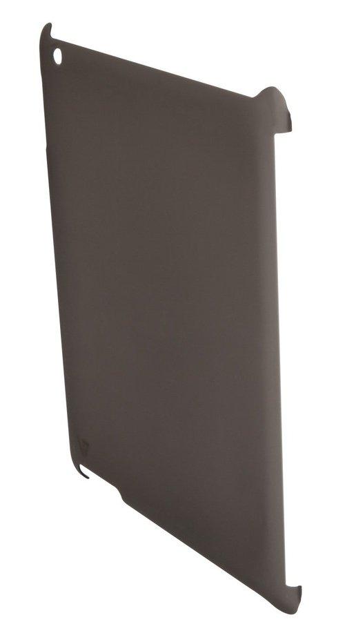 V7 Ta15smk-cf-9n Ultra Slim Back Cover And Protective Film For Ipad2 - Smoke