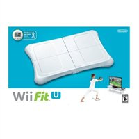 Wii Fit U With Wii Balance Board And Fit Meter Wii U By Wii U