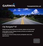 Garmin 010-11550-00 Garmin City Navigator Mid East North Africa Micros