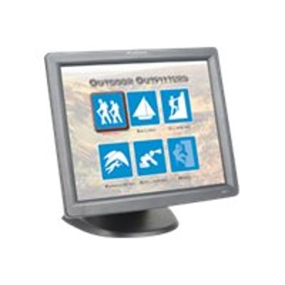 Planar 997-4158-01 Pt1700mx - Led Monitor - 17 (17 Viewable) - Touchscreen - 1280 X 1024 - 250 Cd/m² - 1000:1 - 5 Ms - Vga - Speakers - Black - With 3-years War