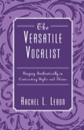 The book discusses the musical considerations, vocal production, and kinesthetic feedback inherent to performing persuasively in a variety of styles and idioms, with observations of professional vocalists, instrumentalists, and voice teachers who have successfully crossed over into contrasting idioms.