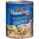 Progresso Traditional Soup, Chicken Cheese Enchilada Flavor, 18.5-Ounces (Pack of 12)