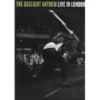 Gaslight Anthem (The) - Live in London (Live Recording/ DVD) (Music CD)