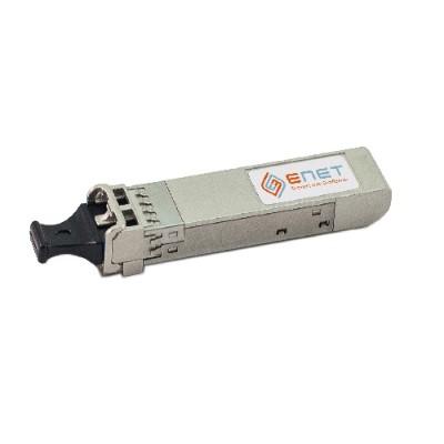 Enet Solutions 10gb-lr-sfpp-enc 10gbase-lr Sfp  1310nm 10km Dom Mmf/smf Duplex Lc Connector Enterasys Compatible