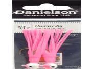 Danielson Humpy Jig Oz. Pink 2- Pack' Pack - Jgo14pnk-2