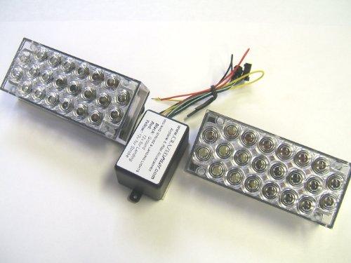 LED Aircraft Strobe Light & Landing Light System (Wig-Wag)