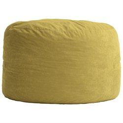 Comfort Suede Sand Dune 3 Ft Diameter Fuf Chair