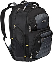 The Targus Drifter II TSB239US Laptop Backpack is designed to fit laptops with up to 17 inch screens