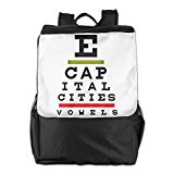 Capital Cities Release New Single Vowels Polyester Outdoor Backpack Bag