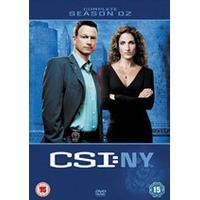 CSI New York: Complete Season 2