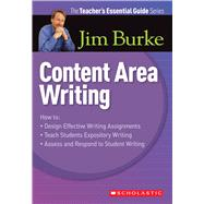 Teacher's Essential Guide Series: Content Area Writing