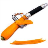★ New ★ Deiss Julienne Peeler Helps You Make Your Veggie Dishes 57% Faster