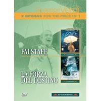 Verdi: Falstaff; La Forza del Destino (Music CD)