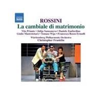 Rossini: La cambiale di matrimonio (Music CD)
