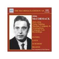Handel, Lotti, Schubert, Brahms (Music CD)