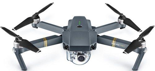 Dji Cp.pt.000500 Mavic Pro Quadcopter With Remote Controller - Gray