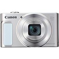 "Canon Powershot Sx620 Hs 20.2 Megapixel Compact Camera - Silver - 3"" Lcd - 16:9 - 25x Optical Zoom - 4x - Optical (is) - Ttl - 5184 X 3888 Image - 1920 X 1080 Video - Hdmi - Pictbridge - Hd Movie Mode - Wireless Lan 1074c001"