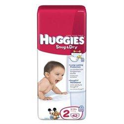 Huggies Diapers, Size 2, (12-18 lb), Disney Baby, Jumbo, 42 diapers