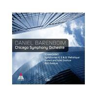 Barenboim Conducts Tchaikovsky (Music CD)