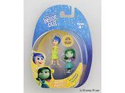 Disney Inside Out Mini Figure Joy & Disgust