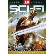 Sci-fi Classics(dvd/12 Disk)