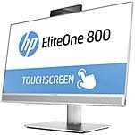 "Hp Eliteone 800 G3 All-in-one Computer - Intel Core I5 (7th Gen) I5-7500 3.40 Ghz - 8 Gb Ddr4 Sdram - 256 Gb Ssd - 23.8"" 1920 X 1080 Touchscreen Display - Windows 10 Pro 64-bit (english) - Desktop - Dvd-writer Dvd±r/±rw - Intel Hd Graphics 630 G 1jf75ut"