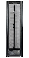 The Dell AR3100X717 is a NetShelter SX 42U standard enclosure for low to medium density server and networking applications features compact width to optimize data center space and 42U height to easily roll through doorways