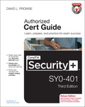 Comptia Security  Syo-401 Cert Guide, Deluxe Edition