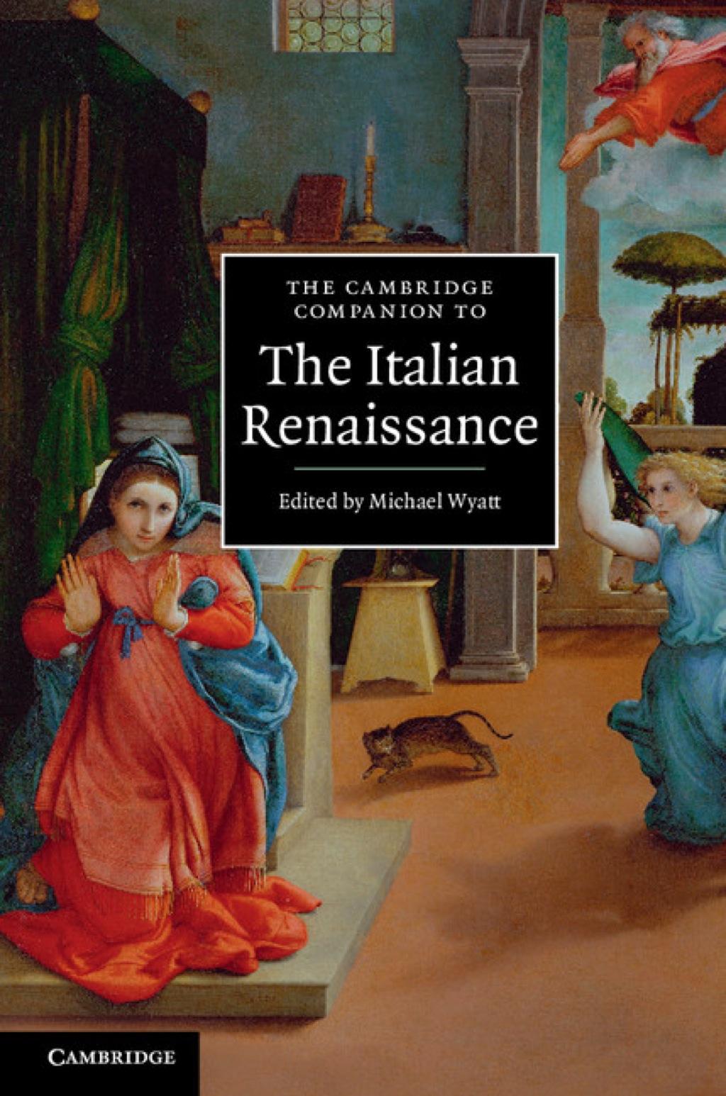 The Cambridge Companion To The Italian Renaissance (ebook)