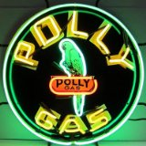 Neonetics 5GSPLY Polly Gas Neon Sign