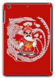 Custom ipad air case,Chinese elements Magistrate 3D ipad air case