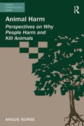 Why do people harm, injure, torture and kill animals? This book evaluates the reasons why these crimes are committed and outlines the characteristics of the animal offender