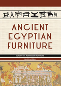 In this third volume Dr Killen investigates how woodworking in ancient Egypt developed in the 19th and 20th dynasties