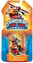 The Activision 047875849952 Skylanders Trap Team  Chopper Character Pack   Dino Might Growing up, Chopper was much smaller than the rest of his dinosaur kin but this didn't bother him because he had big ideas