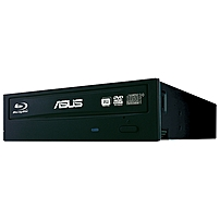 """Asus Bw-16d1ht Internal Blu-ray Writer - Bd-r/re Support - 48x Cd Read/48x Cd Write/24x Cd Rewrite - 12x Bd Read/16x Bd Write/2x Bd Rewrite - 16x Dvd Read/16x Dvd Write/8x Dvd Rewrite - Quad-layer Media Supported - Sata - 5.25"""" - 1/2h"""