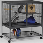 Midwest 161 Critter Nation - Single Unit With Stand