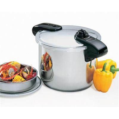 Presto 01370 Professional 8-quart Stainless Steel Pressure Cooker