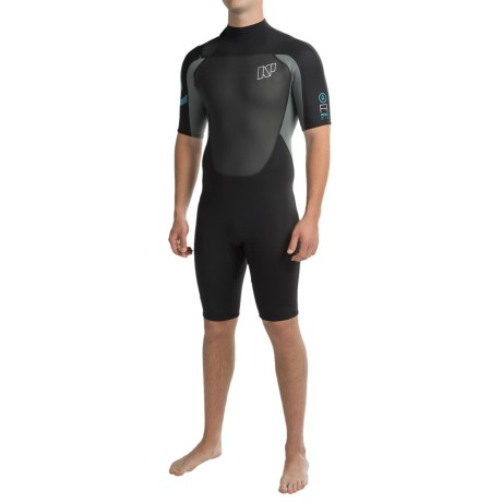 Np Surf Rise Shorty Wetsuit - 2mm, Short Sleeve (for Men)